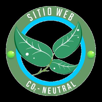 sitio web co2 neutro