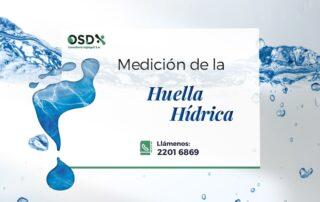 Medicion Huella Hidrica