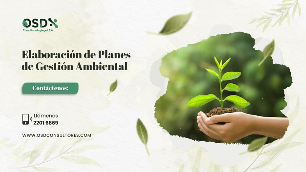 planes de gestion ambiental
