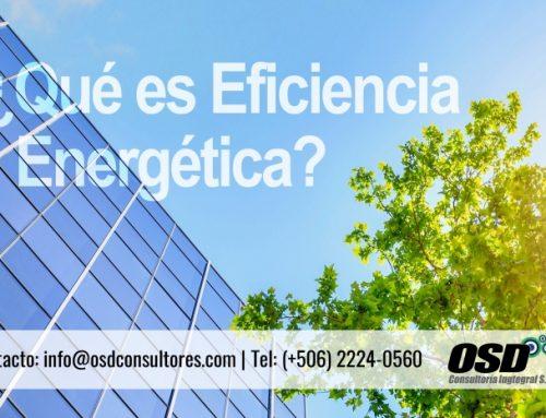 Evaluaciones en Eficiencia Energética