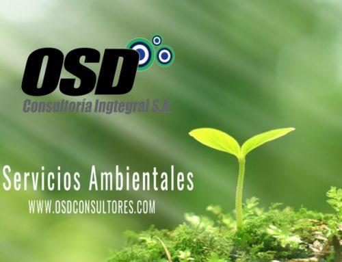Nuestra Oferta De Servicios Ambientales | OSD Consultores