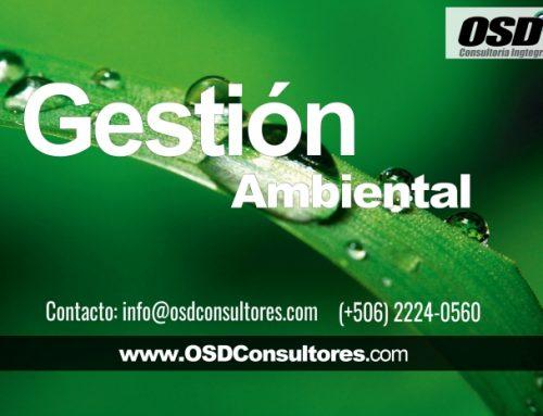 ¿Qué es Gestión Ambiental?