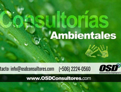 Consultorías Ambientales a nivel Centroamericano