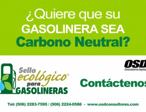 ¿Quiere que su Gasolinera sea Carbono Neutral?
