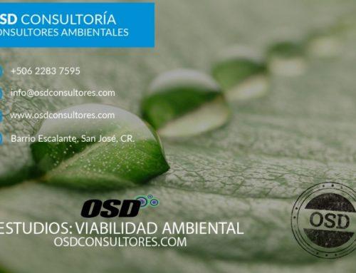 Estudios de Viabilidad Ambiental