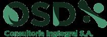 OSD Consultores | Gestión Ambiental y Seguridad Ocupacional Logo